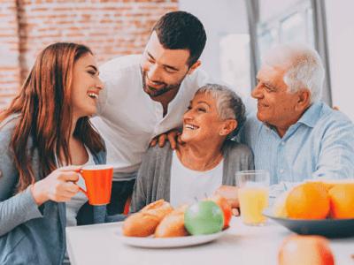 40 frases de bom dia para família que vão alegrar a manhã de todos