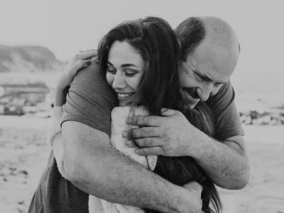 45 frases de filha para pai que elogiam quem ele é