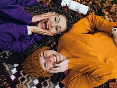 45 frases de melhores amigas para compartilhar com sua parceira de alma